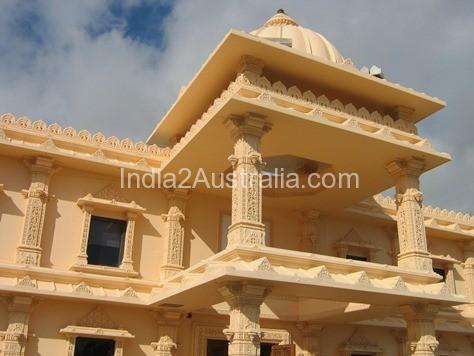 New Swami Narayan Mandir , Melbourne