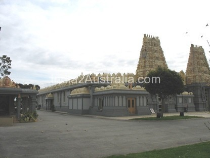 Shiva Vishnu Temple , Carrum Downs , Melbourne