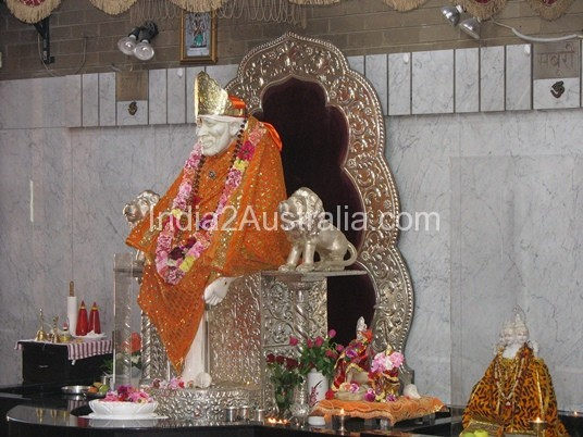 Shri Shirdi Sai Baba Temple at Camberwell , Melbourne