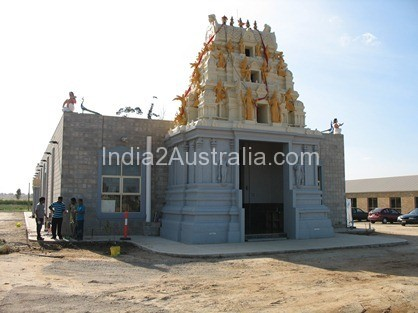 Kundrathu Kumaran Temple  Rockbanks
