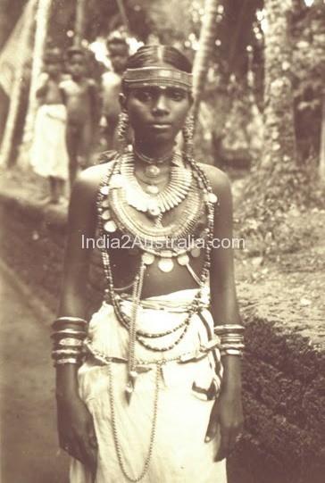 Malabar Nair Lady 1900