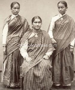 malabar christian costume 1901