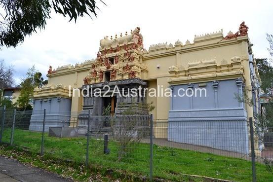 Ganapathy temple meloburne