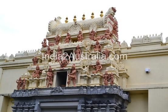 Sri Vakrathunda Vinayagar Temple in Melbourne