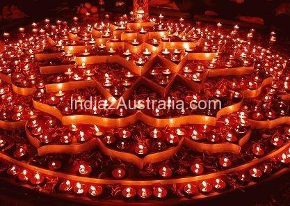 deepavali decorations