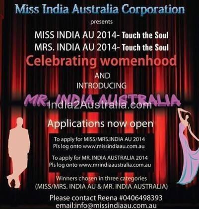 miss india australia