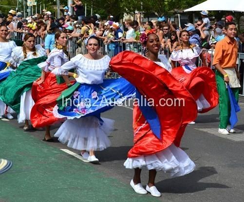 Moomba Parade