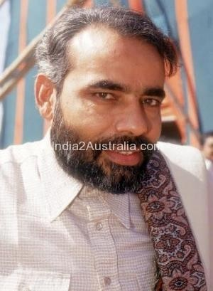 Modi as a young man