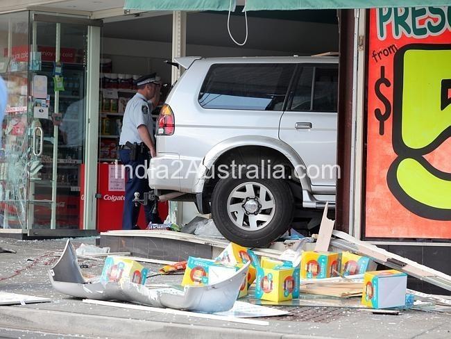 Aneri Patel Car Accident | india2australia com