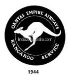 1944 qantas kangaroo image