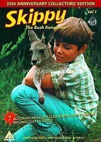 Skippy the BuSH kANGAROO