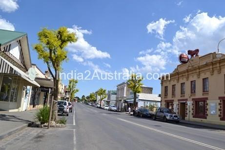 Sydney Street Kilmore