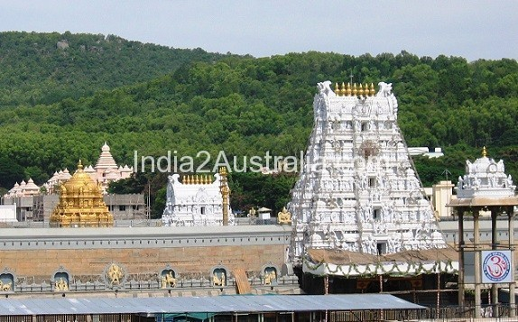 Thirupathi temple