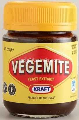 Vegemite, An Australian national  Icon