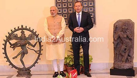 nataraja returned to india by abbott