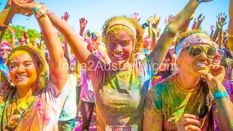 Color run melbourne