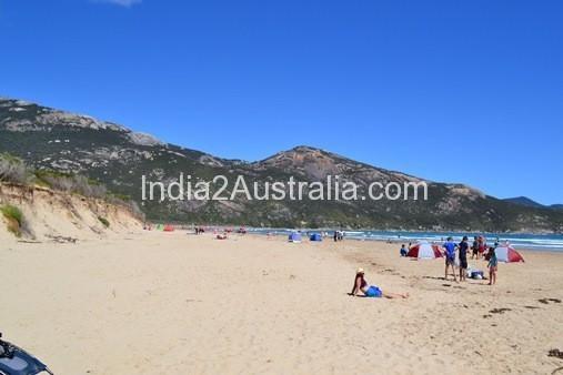 Squeaky Beach - Wilsons Promontory