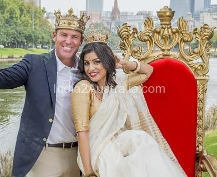Pallavi Sharda Moomba Monarch