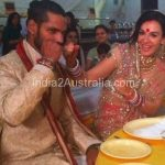 Shikar Dawan marriage photo2