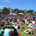 The Crowd at St Kilda Festival