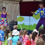 Children's program at St Kilda Festival