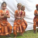 Indian Classical Dancers - Children 's program