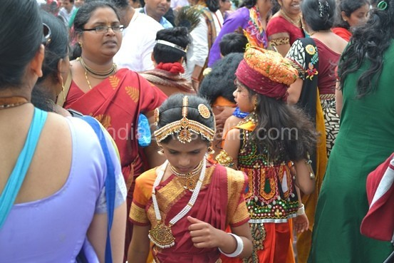 st kilda festival indians