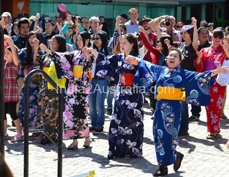 Japanese summer festival 5