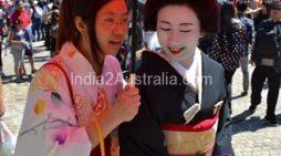 Japanese Summer Festival celebrations in Melbourne