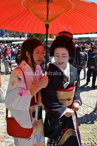 Japanese summer festival kimona