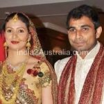 Mohammed Shami Marriage photos