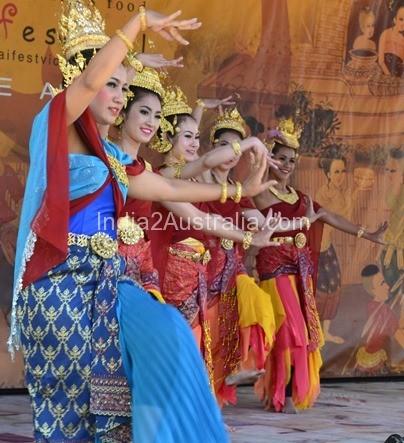 Thai festival Melbourne