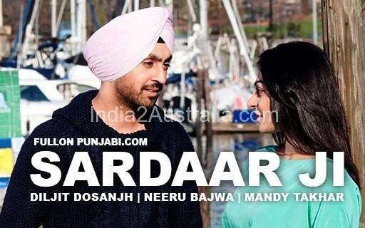 Sardaar ji Punjabi Movie  screening details for Australia (Melbourne, Sydney, Perth, Brisbane, Adelaide and Canberra)