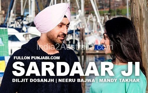 Sardaarji Punjabi Movie is screening details for Australia (Melbourne, Sydney, Perth, Brisbane, Adelaide and Canberra) in Event Cinemas and Village Cinemas from 26th June