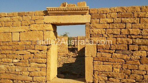 Kuldhara  – India's Cursed Village