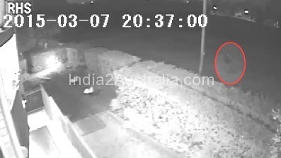 Prabha Arun Kumar CCTV FOOTAGE