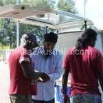 Indian Taxi driver in Australia