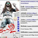 Uppi 2 Kannada movie screening in Sydney, Perth and Adelaide