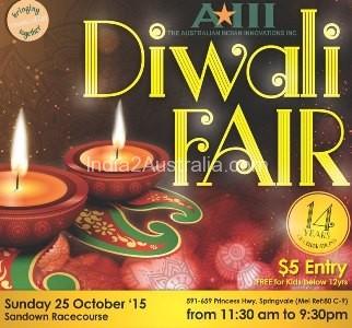 Sandown Racecourse Diwali Celebrations