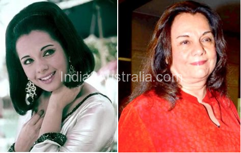Mumtaz now and then photos