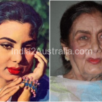 Bollywood actress Nimmi now and then