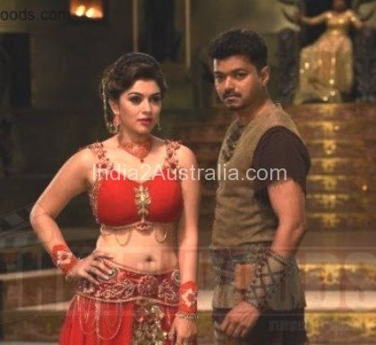 'Puli' Tamil Movie Screening details for Melbourne, Sydney, Perth, Brisbane , Adelaide and Canberra