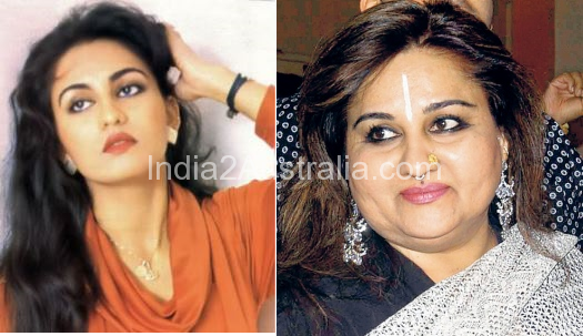 Reena Roy Then and NOw