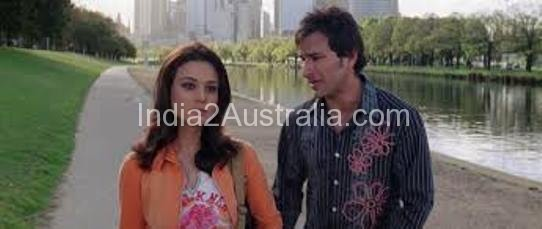 List of Indian Movies Shot in Australia