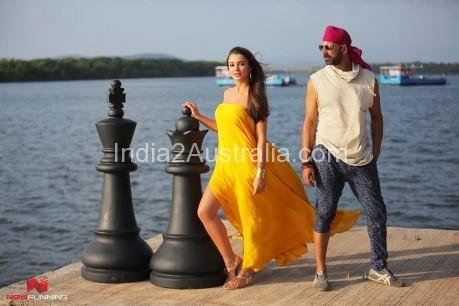 Singh is Bliing in Australia