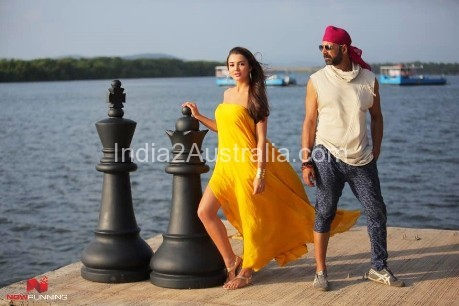 Singh is Bliing Movie Screening details for  Australia