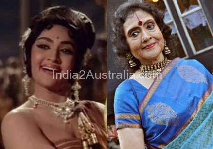 Yesteryear Bollywood actresses – Then and Now