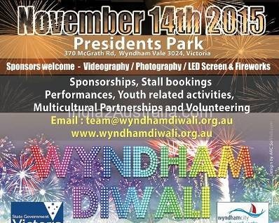 Wydndham Deepavali Celebrations