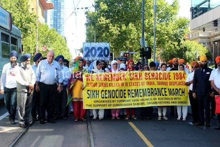 Sikh Genocide