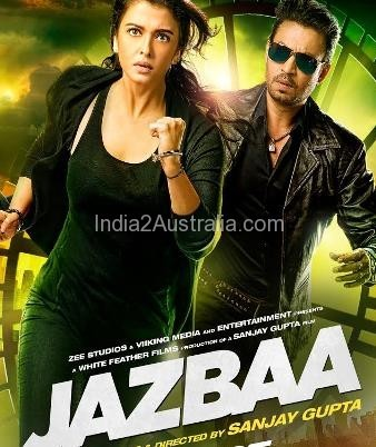 Jazbaa, Aiswarya Rai's Come back movie screening in Melbourne